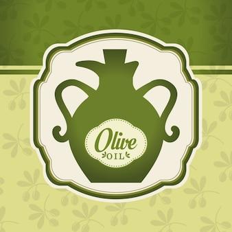 Design de azeite