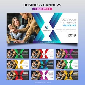 Design de banner comercial da web 10