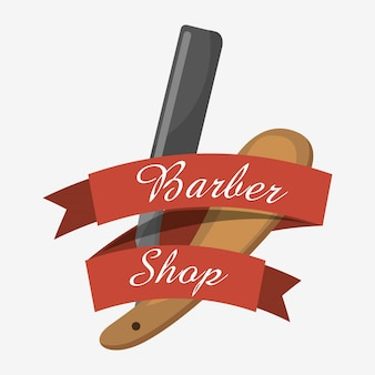 Design de barbearia