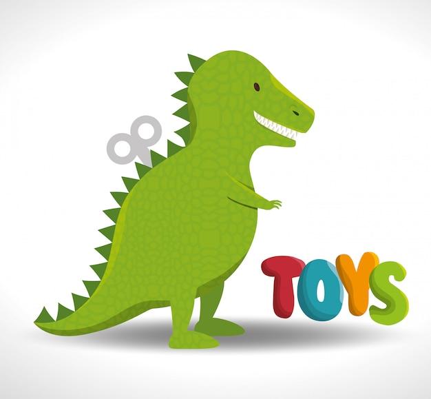 Design de brinquedos bonitos