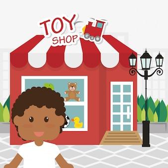 Design de brinquedos