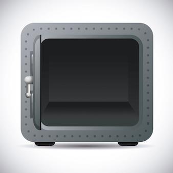 Design de caixa de segurança