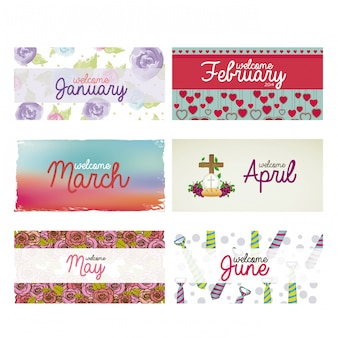 Design de calendário