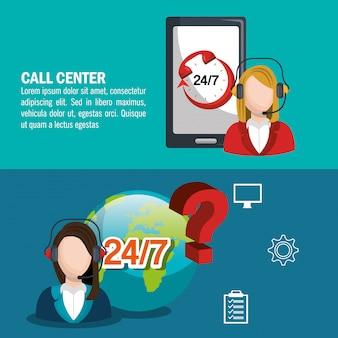 Design de call center