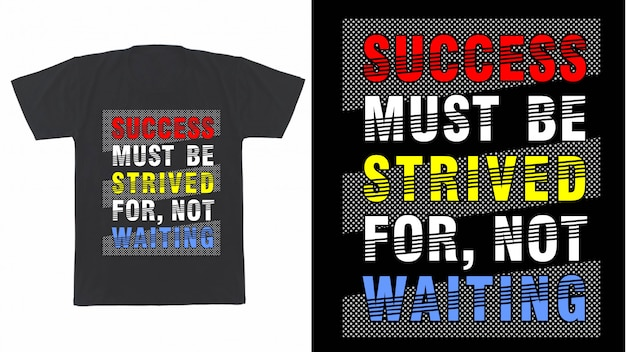Design de camiseta
