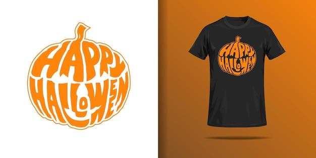Design de camisetas para halloween
