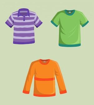 Design de camisetas