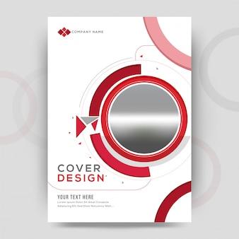 Design de capa de negócios