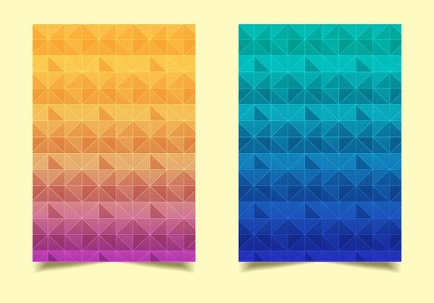Design de capa dinâmica.