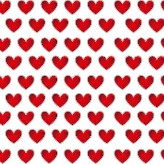 Design de cartão de amor
