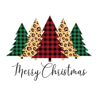 Design de cartão de feliz natal