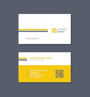 Design de cartão de visita corporativo | cartão de visita e cartão pessoal