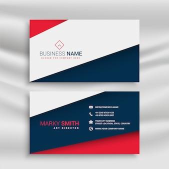 Design de cartão elegante estilo minimalista