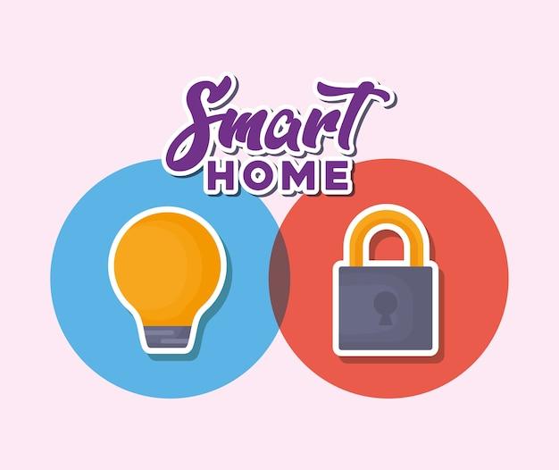 Design de casa inteligente