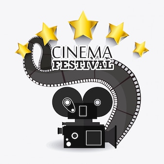 Design de cinema.