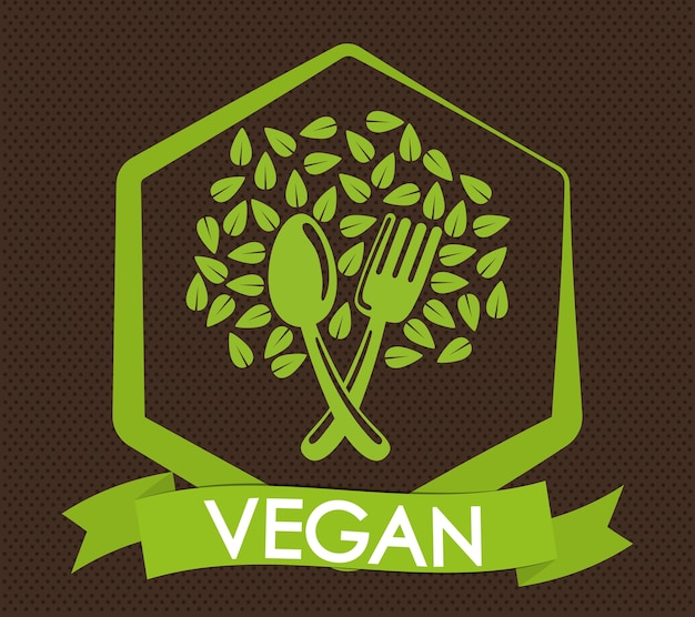 Design de comida vegana
