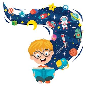 Design de conceito para educação infantil