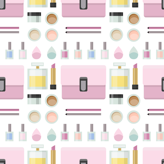 Design de cosméticos padrão