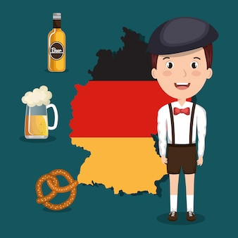 Design de cultura alemã