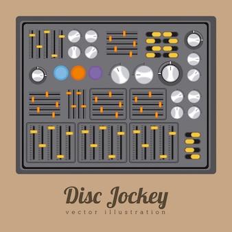 Design de dj
