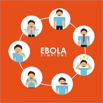 Design de ebola