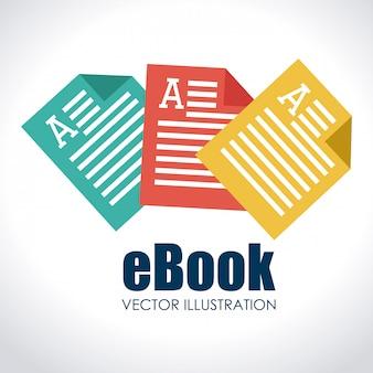Design de ebook