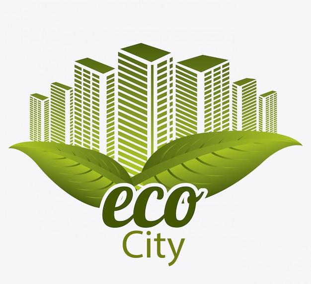 Design de ecologia.