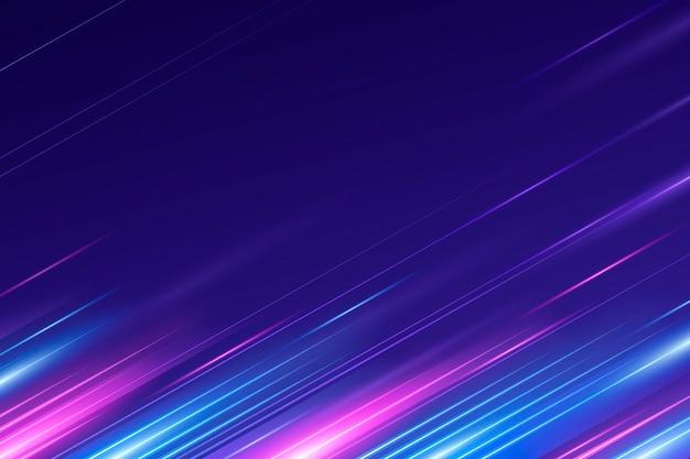 Design de efeito de fundo de néon