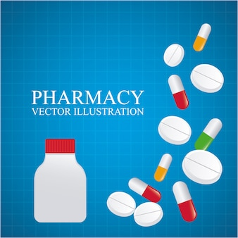 Design de farmácia