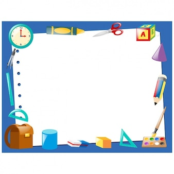 Design de ferramentas escola quadro