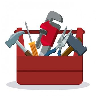 Design de ferramentas.