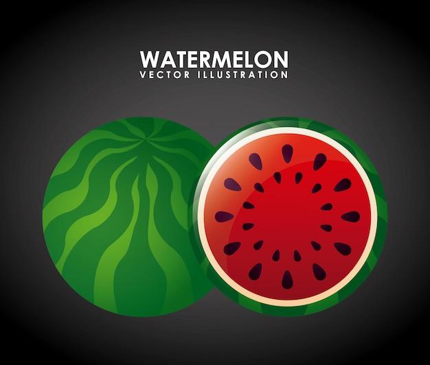 Design de frutas