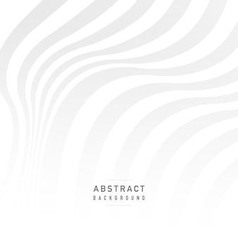 Design de fundo abstrato branco