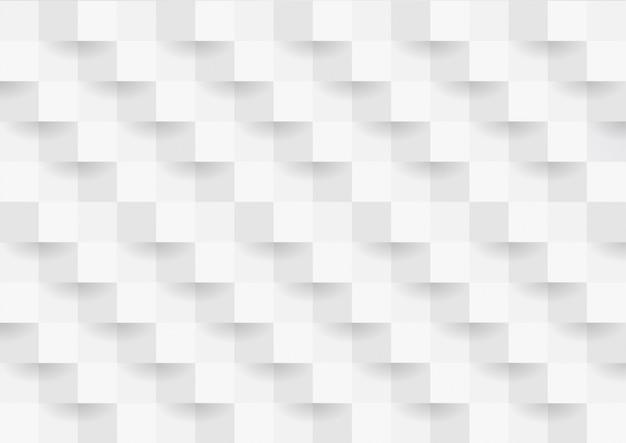 Design de fundo abstrato textura branca