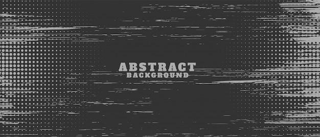 Design de fundo abstrato textura grunge angustiado sujo