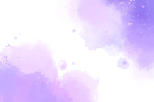 Design de fundo aquarela