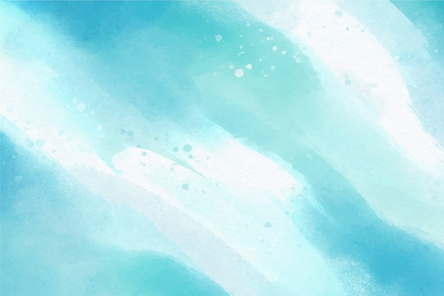 Design de fundo aquarela