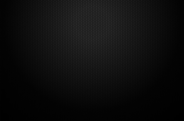 Design de fundo de grade geométrica preto escuro
