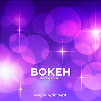 Design de fundo elegante bokeh