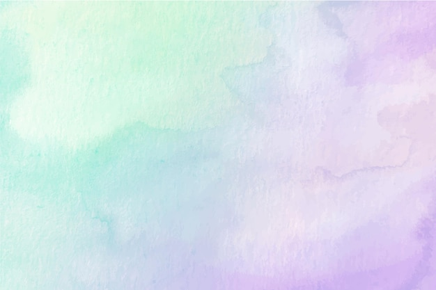 Design de fundo pastel aquarela