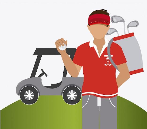 Design de golfe