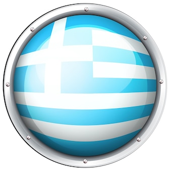 Design de ícone para a grécia