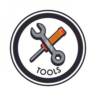 Design de ícones de ferramentas