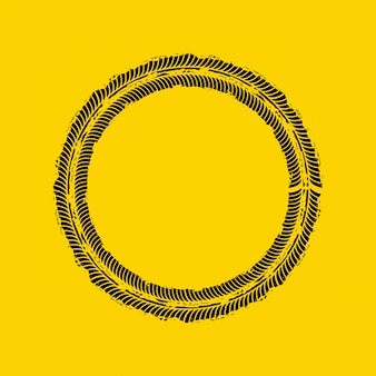 Design de impressão da roda