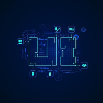 Design de interface do usuário