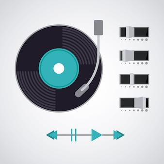 Design de leitor de música
