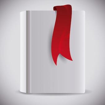 Design de livros.