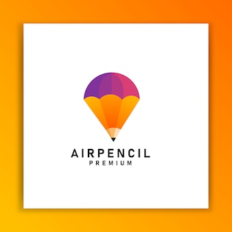 Design de logotipo airpencil