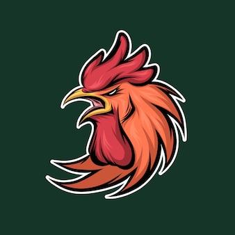 Design de logotipo da mascote