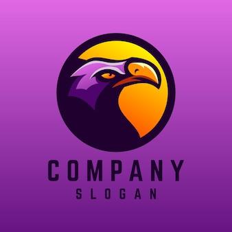 Design de logotipo de águia